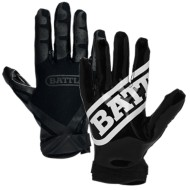 Adult Battle Ultra-Stick Football Receiver Gloves