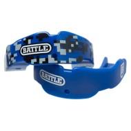 Adult Battle Blue Camo Mouthguard 2 Pack