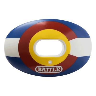 Battle Oxygen Colorado Flag Football Mouthguard
