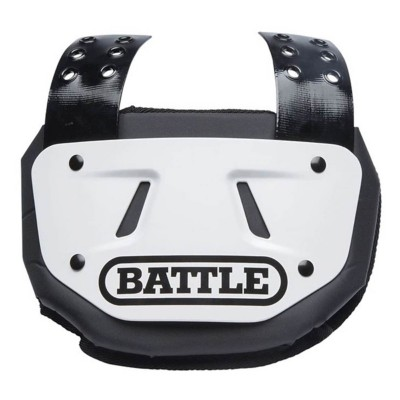 Youth Battle Football Back Plate
