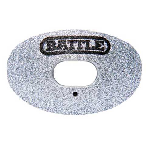 Battle Glitter Oxygen Football Mouthguard