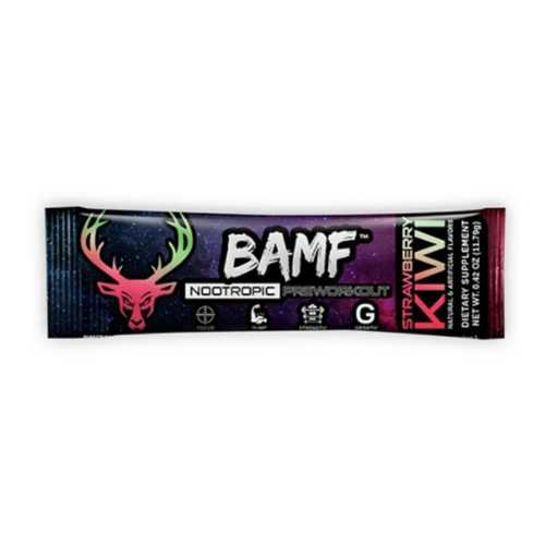 Bucked Up BAMF On the Go Supplement