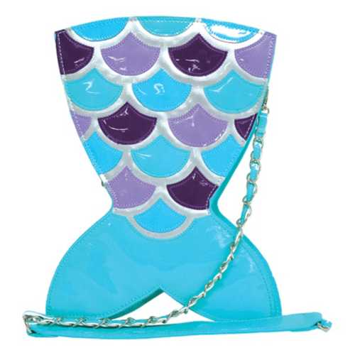 Girls' Iscream Mermaid Crossbody Purse