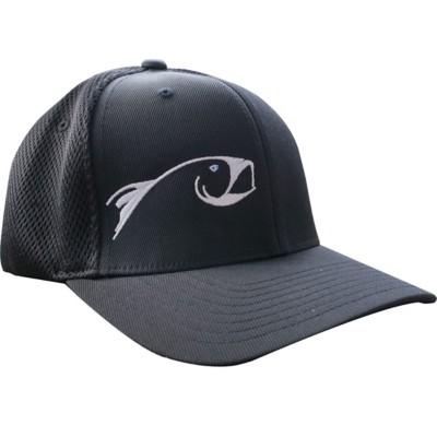 RisingFit Trucker Hat Black