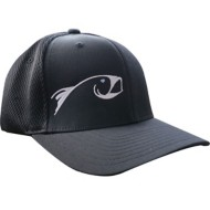 RisingFit Trucker Hat Black