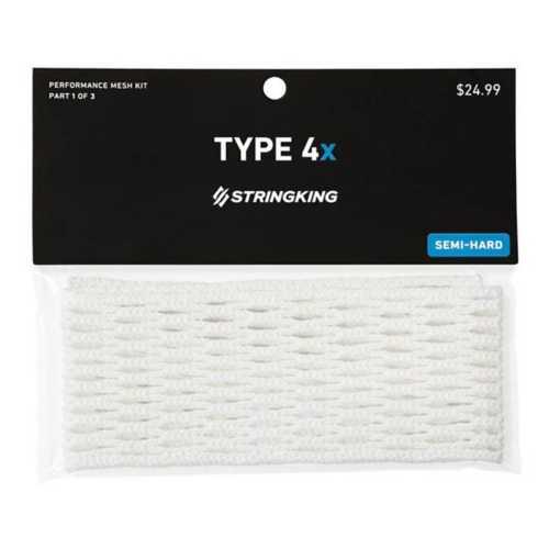 StringKing Type 4s Semi-Hard Lacrosse Mesh Kit