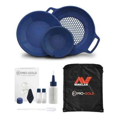 Minelab PRO-GOLD Panning Kit