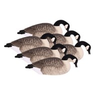 Hard Core Pro Shell Goose Decoys 6-Pack