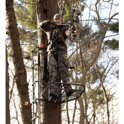 Rivers Edge Big Foot TearTuff XL Lounger Hang-On Treestand