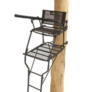 Rivers Edge Syct Wide 1-Man Ladder Stand