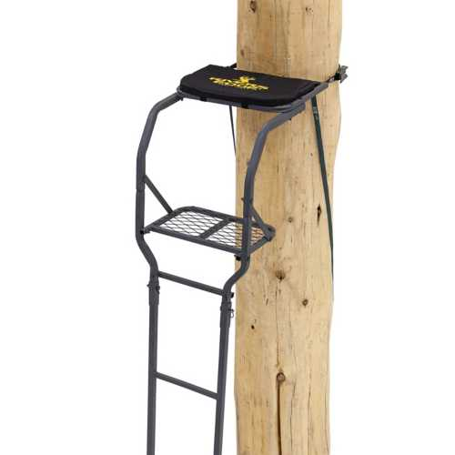 Rivers Edge Classic 1-Man Ladder Stand