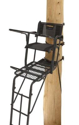 Rivers Edge Lockdown 1-Man Ladderstand
