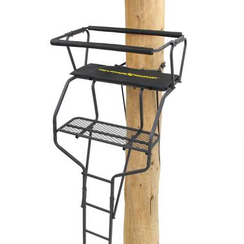 Rivers Edge 18ft 2-Man Ladder Stand