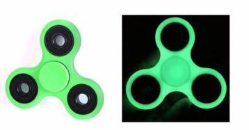 Top Trenz Glow In The Dark Fidget Spinner