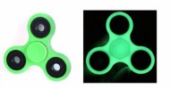 Top Trenz Glow In The Dark Fidget Spinner