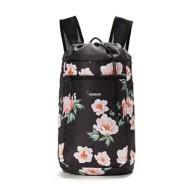 Women's Vooray Rose Black Stride Cinch Backpack