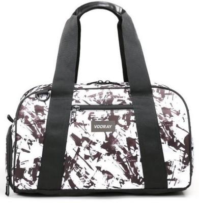 Vooray Shattered Glass Burner Duffel Gym Bag