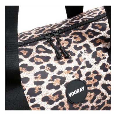 Vooray Cheetah Iconic Duffel