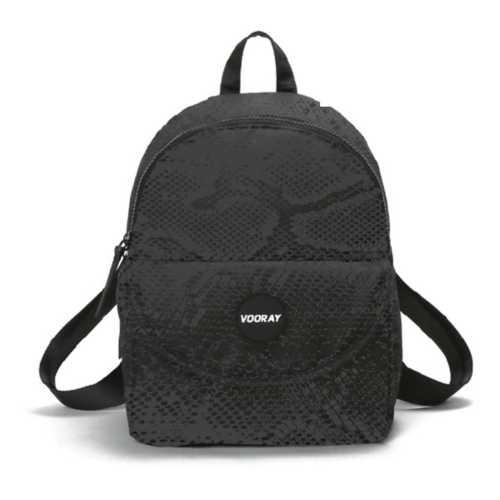 Vooray Black Snakeskin Lexi Backpack