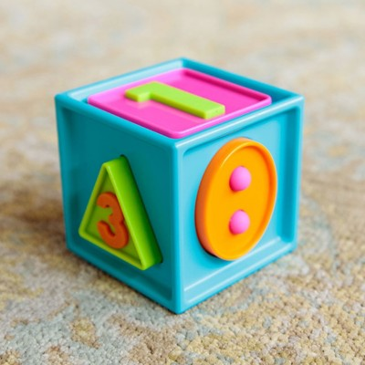 Fat Brain Smarty Cube 1-2-3