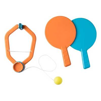 Fat Brain Door Pong Paddle Game