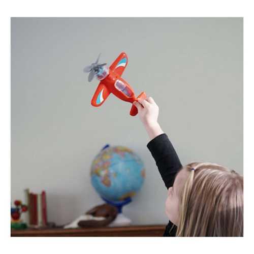 Fat Brain Playviators Toy Airplane