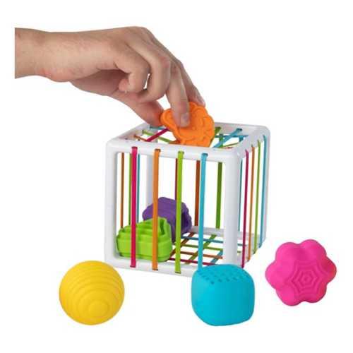 Fat Brain InnyBin Shapes Toy