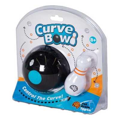 Fat Brain Curve Bowl Rolling Game
