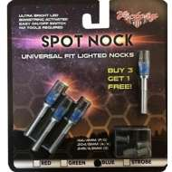 Victory Spot Nock Lighted Nock 4 Pack