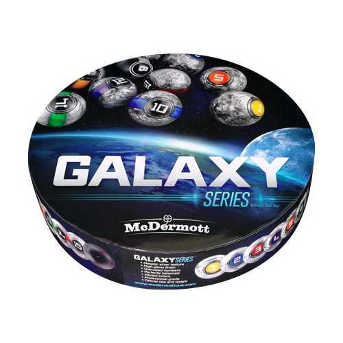 McDermott Cue Galaxy Balls