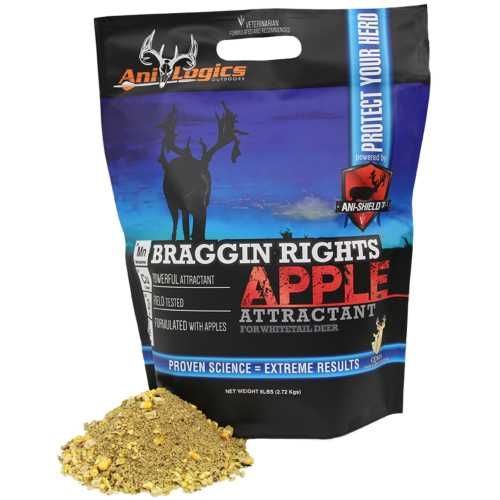 Ani-Logics Outdoors Braggin Rights Apple Attractant