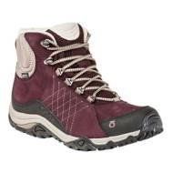 Women's Oboz Sapphire Mid Waterproof Hiking Boots