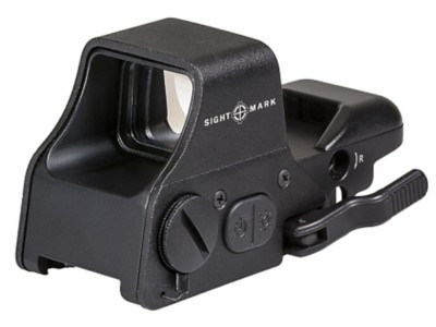 Sellmark Ultra Shot Plus Red Dot Sight 1x Selectable Reticle
