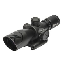 Firefield Barrage 2.5-10x40 Riflescope With Red Laser