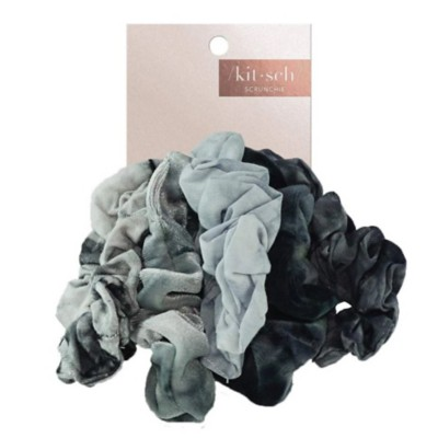 Women's Kitsch Slate Tye Die Scrunchie Pack