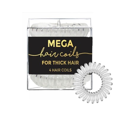 Women's Kitsch 4-Pack Mega Hair Coils