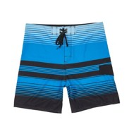 Men's Banana Split Striped Boardshort