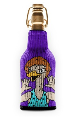 Freaker Ostrichard Simmons Bottle Coozie