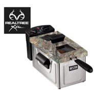 Weston Realtree Outfitters Camo Electric Fryer