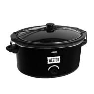 Weston 5 Quart Portable Slow Cooker