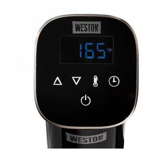 Weston Sous Vide Immersion Circulator