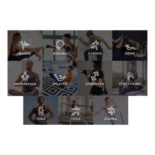 """Echelon Reflect 50"""" Touchscreen"""