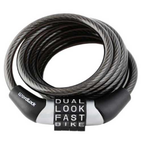 Wordlock 4ft. Mini-Cable Lock