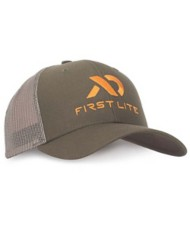 First Lite Dry Earth Trucker Hat