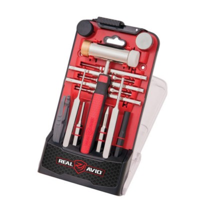 Real Avid Accu Punch Hammer and AR15 Punches Set