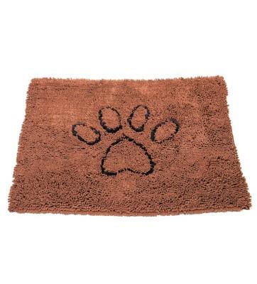 Dirty Dog Doormat Large Brown
