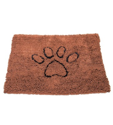 Dirty Dog Doormat Medium Brown