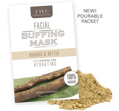 Farmhouse Fresh Burdock & Butter Facial Buffing Mask