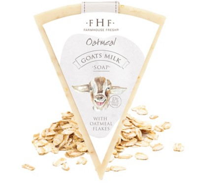 Farmhouse Fresh Oatmeal Goats Milk Soap