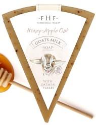 Farmhouse Fresh Honey-Apple Oat Goats Milk Soap